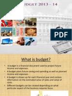 Budget 2013 Final