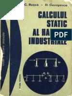 STATICA - CALCUL HALE.pdf