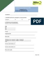 Formato Postulacion Premio Ciudadani Ambiental Local