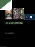 Cook Wissahickon School Charette