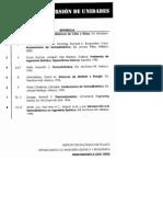 Tablas de Datos y Conversiones Fund Term