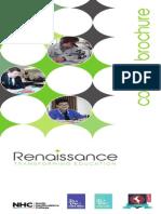 Renaissance - A Level course prospectus