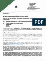 2013-10-24 invitation to pre-planning event princess frederica
