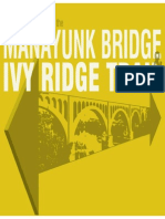 Manayunk Bridge Public Presentation