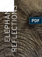 Elephant Reflections by Dale Peterson and Karl Ammann