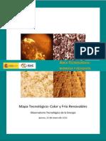 Calor y Frío Renovables-Biomasa