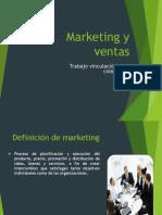 Marketing y Ventas Vinculacion