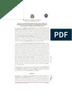 Convenio entre el  GCPS y la UASD