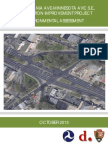 Pennsylvania Ave-Minnesota Ave, SE, Intersection Improvement Project Environmental Assessment
