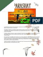 Parashat Jayei Saráh # 5 Adol 6014
