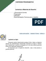 Desenho Tecnico- Cetep- Aula 02