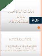 Exposicion Refinacion Del Petroleo