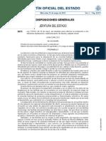 Reforma de la Ley Hipotecaria Española