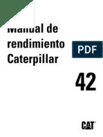 Manual de Rendimientos Ssbd0351 Ed42