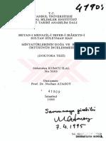041909-Beyan-ı Menazil-i Sefer-i Irakeyn-i Sultan Süleyman Han minyatürlerinin doğa ve bitki örtüsünün incelenmesi.pdf