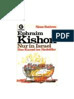 Ephraim Kishon - Das Kamel im Nadelîhr - Nur in Israel.pdf