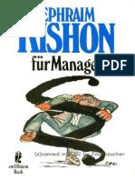 Ephraim Kishon - Ephraim Kishon fÅr Manager.pdf