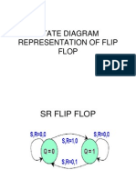 lec 4 STATE DIAGRAM REPRESENTATION OF FLIP FLOP.ppt