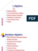 lect - 5 boolean algebra.ppt