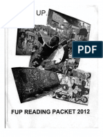 FUP Reading Packet 2012