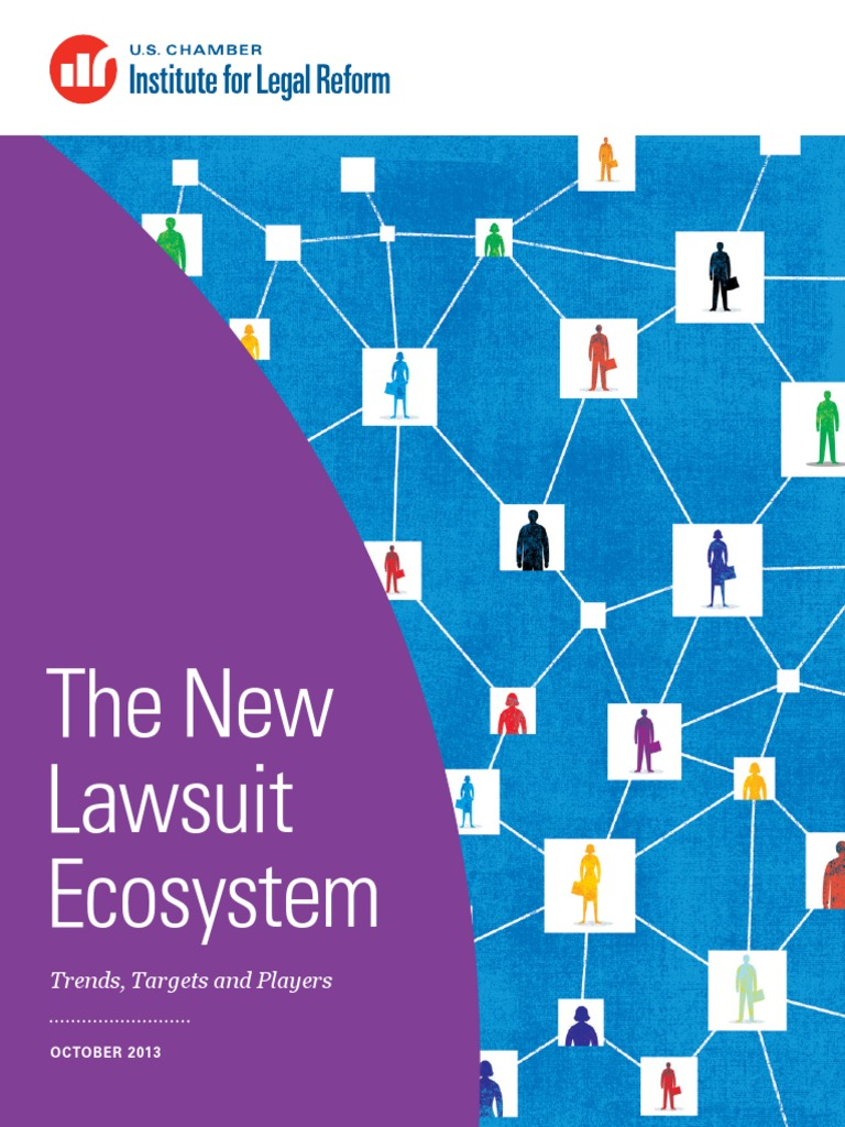 The New Lawsuit Ecosystem Trends Targets And Players Class Circuit 363 36 Hour Watchdog Timer Circuits Designed By David A Action