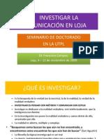 Investigacion Aplicada Al Mercado