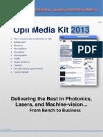Opli Media Kit