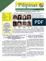 Newsletter Summer2009