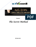 3 secret method unlocked strategy forex