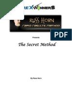 3 secret method unlocked strategy forex