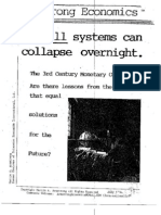 How ALL Systems Can Collapse Overnight 7/09