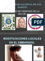 Modificasiones Locals
