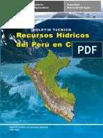 Ana Recursos Hidricos Del Peru