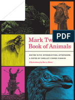 Mark Twain's Book of Animals by Mark Twain