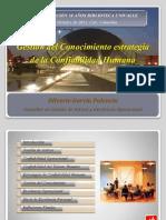 1. Gestión del Conocimiento y Confiabilidad Humana_Oliverio García Palencia 2013