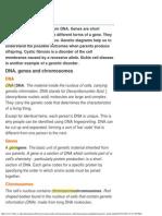 04 Genes and Inheritance