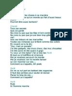 Canciones Francesas