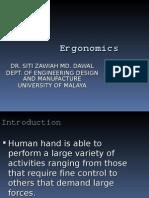 Ergonomics - Hand Tool Design Ug 2008