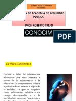 Lorena Irazu Guerrero Alvarado El Conocimiento