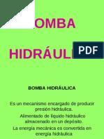 Bomba Hidraulica 1 .