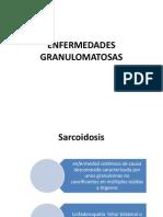 ENFERMEDADES GRANULOMATOSAS