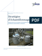 Strategies Echantillonnage ERU