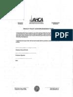 ACHA POLICY JHS.pdf