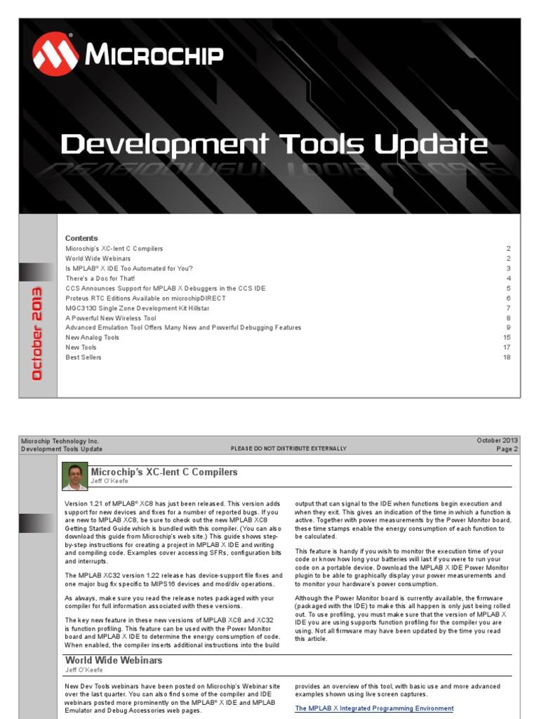 October_2013_DevTools_Update pdf   Integrated Development