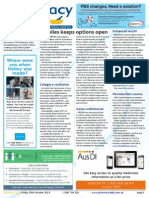 Pharmacy Daily for Fri 25 Oct 2013 - Woolies keeps options open, Pharmacists ride \'Quit Wave\', Category confusion, Product withdrawal and much more
