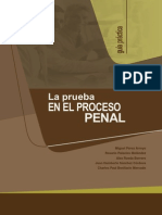 06. La Prueba en El Proceso Penal