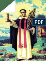 Afiche de Programa de San Jacinto del Chama