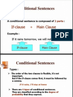 Conditionals Grammar