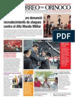 Correo Del Orinoco 24 de Octubre 2013
