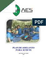 Plan de Adelanto Scouts AES